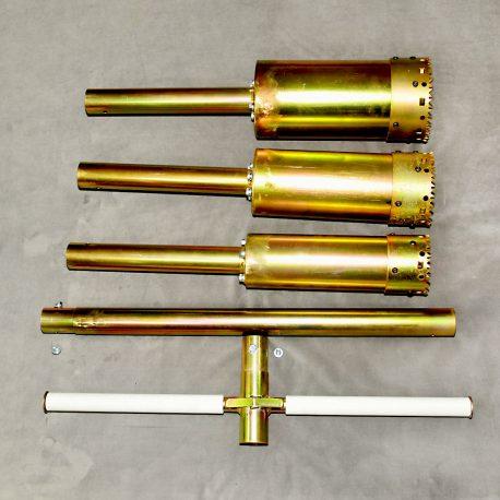 Holey Moley Post Hole Core Digger Universal Kit