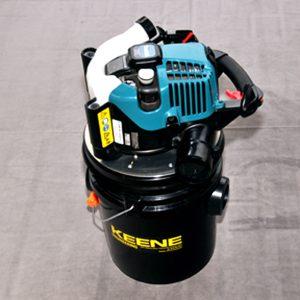 Engine Driven Shop Vacuum