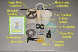 Holey-Moley Digger Kit