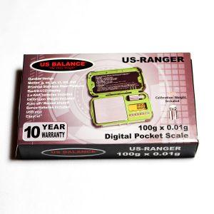 US Ranger Digital Pocket Scale