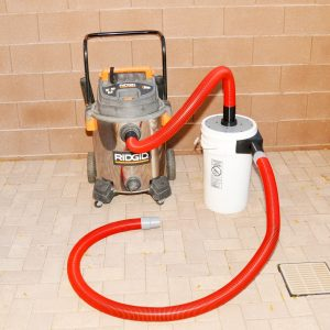 commercial-grade-tangential-inlet-vacuum-filter-bucket-attached-to-ridgid-vacuum