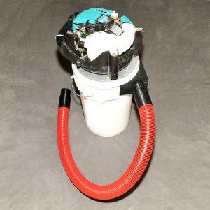 Gas Powered Bucket Vacuum