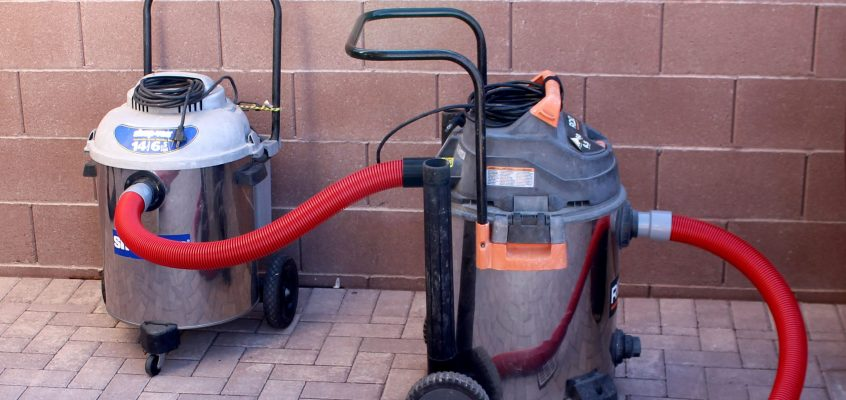 How To Turbo Charge Your Shop Vacuum