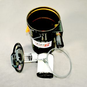 tangential-filter-separator-7-gallon-steel-pail-components-with-wet-dry-filter-assembly-shown